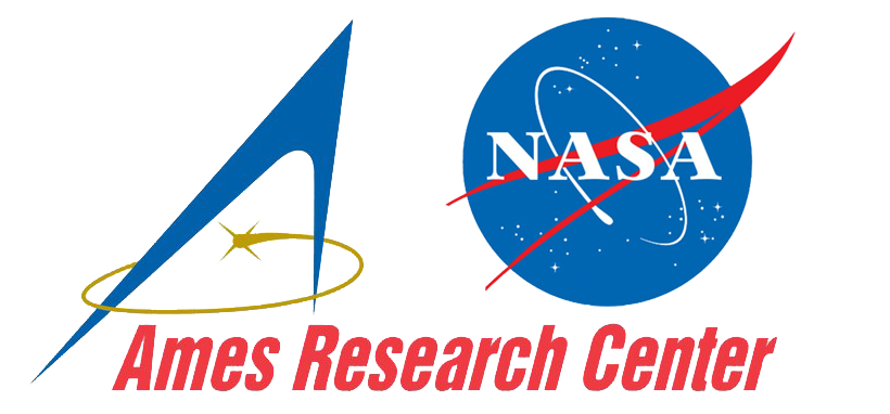 NASA Ames Research Center logo